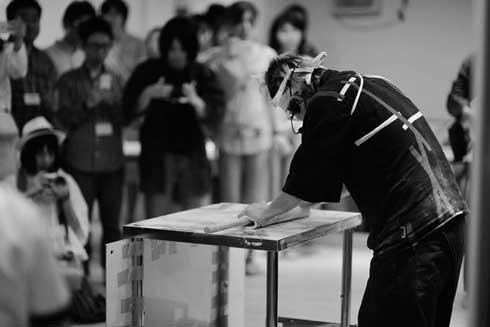 TEUCHI うどん 総合格闘技 大会 小野ウどん ライブバトル 100BANCH