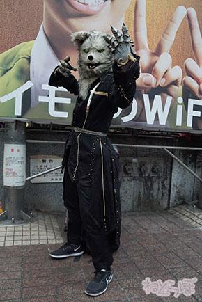 渋谷 ハロウィン ハロウィーン