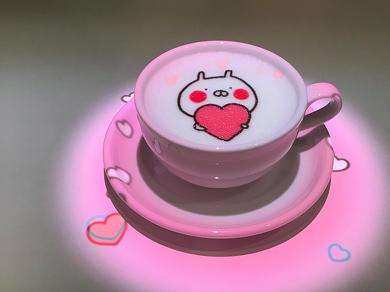 うさまるカフェ
