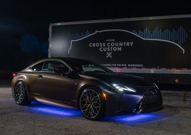 2019 RC 350F SPORT Cross Country Custom