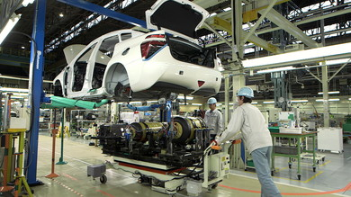MIRAI FCV リニューアル 燃料電池車 モデルチェンジ