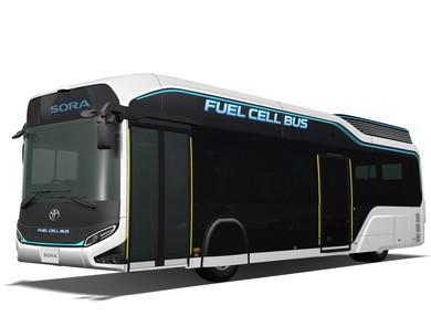 SORA FCV 燃料電池車