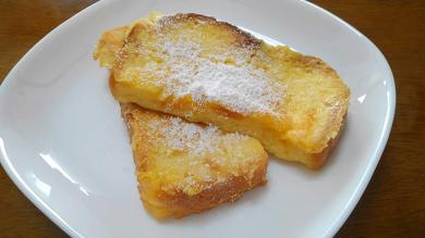 クーリッシュフレンチトースト