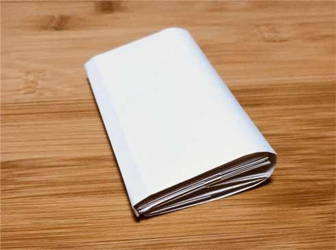 財布 紙 折り紙 お札 小銭 カード入れ YouTube Sweet Paper