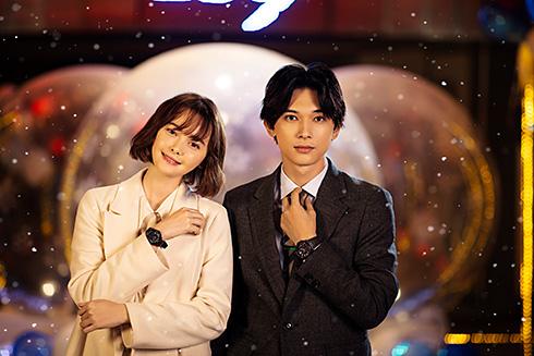 吉沢亮 玉城ティナ G-SHOCK BABY-G クリスマス 渋谷 待ち合わせ