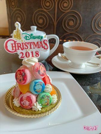 ディズニー クリスマス ケーキセット