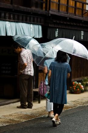 駅ナカ傘シェアリング