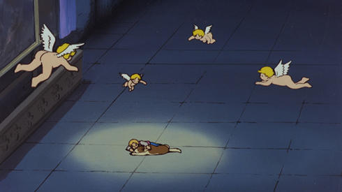 「フランダースの犬 天使」の画像検索結果