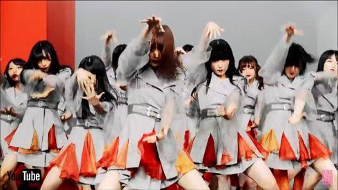 AKB48 NO WAY MAN ベストヒット歌謡祭 オーディション ダンス センター MV 宮脇咲良 矢吹奈子 本田仁美