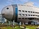 インドの国家漁業開発庁の建物がサカナすぎる 「かわいすぎ」「偽写真かと思ったら本物だった」と驚きの声