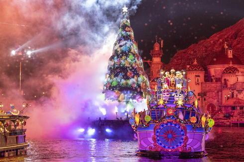 東京ディズニーリゾートクリスマス