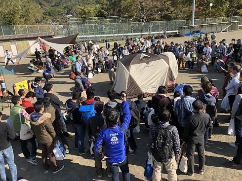 ゆるキャン レポート 学園祭 音楽祭