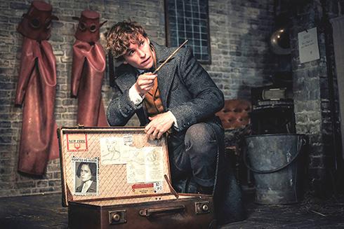 ファンタスティック・ビーストと黒い魔法使いの誕生 「ハリー・ポッター ピエール・ボハナ 造形美術監督 小道具