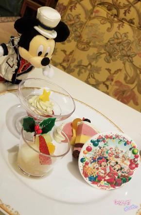 ディズニーのクリスマスフード