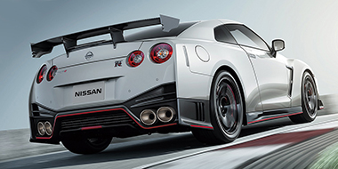 GT-R NISMO 大坂なおみ 日産自動車 プレゼント