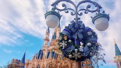 ディズニークリスマスデコレーション&イルミネーション