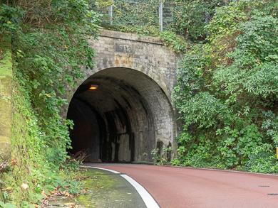横須賀 トンネルカード トンネル 平沼義之 隧道 めぐり 旅 鴨居隧道