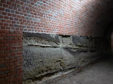 横須賀 トンネルカード トンネル 平沼義之 隧道 めぐり 旅 観音崎 28サンチ砲台