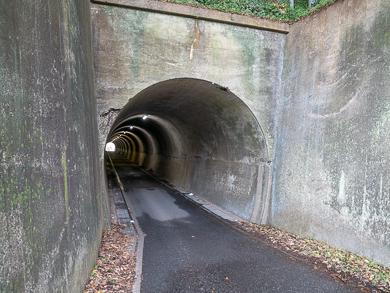 横須賀 トンネルカード トンネル 平沼義之 隧道 めぐり 旅 千駄隧道 北側坑門