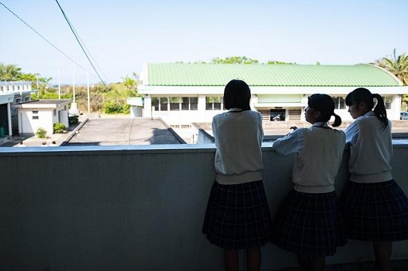 種子島高校とスーパーカブ
