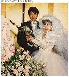 布川敏和 ふっくん つちやかおり 離婚 結婚 シブがき隊