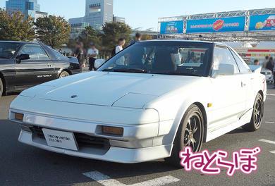 トヨタ・MR2