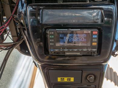 三億円事件 ツアー 三和交通 ロボットのタクシー 料金メーター