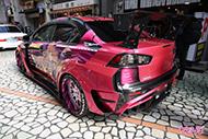 富士山コスプレ世界大会 富士コス 痛車
