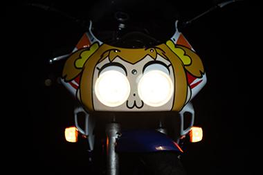ポプテピピック 痛単車 痛バイク CBR