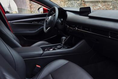 Mazda3:内装