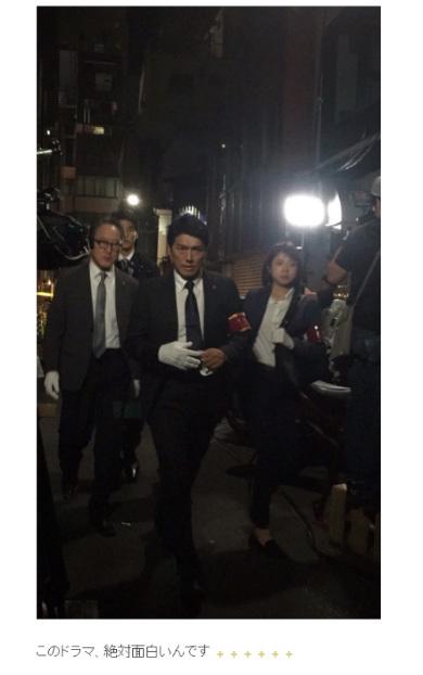 高橋克典 刑事ドラマ 警視庁岡部班 月曜名作劇場 還付金 振り込め詐欺 電話