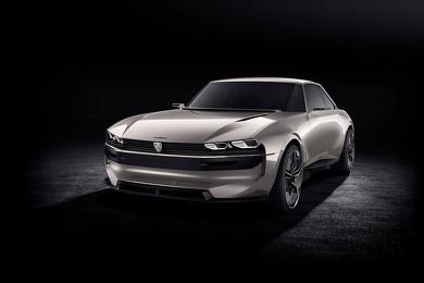 e-tron GT concept:内装