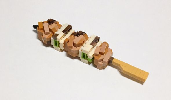 ナノブロック コンテンスト 2018 受賞