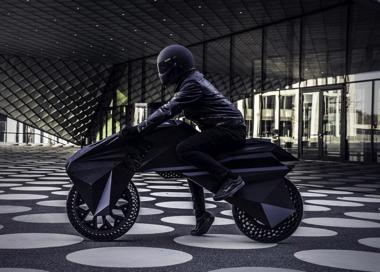 nera bigrep 電動バイク 3Dプリンタ