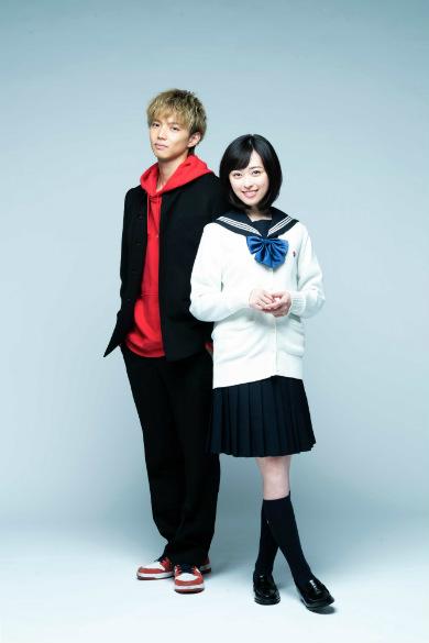 Sho-Comi 4月の君、スピカ。 杉山美和子 FANTASTICS from  EXILE TRIBE 佐藤大樹 福原遥