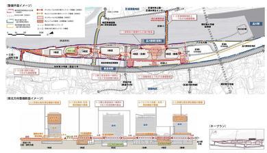 品川新駅 高輪ゲートウェイ 山手線 2020年開業