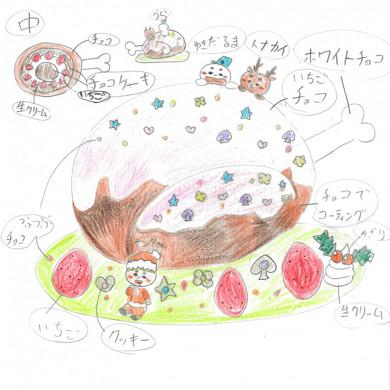 夢のクリスマスケーキコンテスト