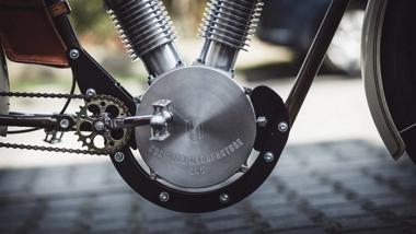 電動バイク Kosynier ボードトラックレース ヴィンテージ