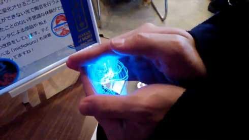 螺旋丸 作れる micRokuro KATOKOBO 光ファイバー