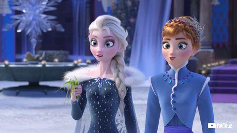 アナと雪の女王 家族の思い出 テレビ朝日 お正月