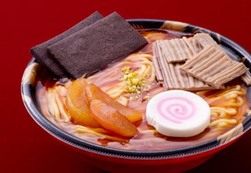 すき焼きケーキ02