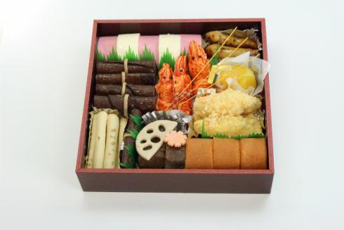 すき焼きケーキ06