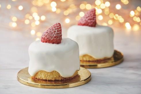 ローソンクリスマスケーキ
