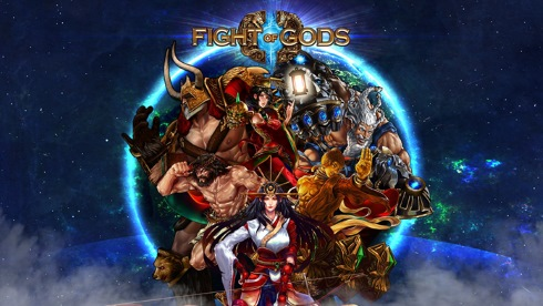 Fight of Gods Nintendo Switch 神ゲー キリスト ブッダ