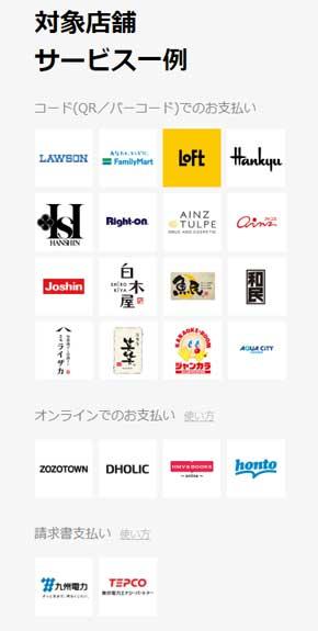 LINE Pay 20%還元 Payトク キャンペーン ライン