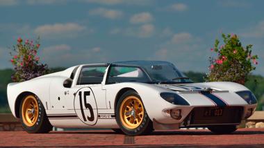 フォード GT40 プロトタイプ ロードスター GT/109
