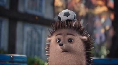 ボールが残念なことに