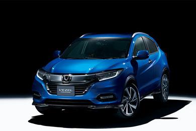 What Is Honda Sensing >> ブ、ブ、ブ「VTECターボ」だとぉ!? ホンダのSUV「ヴェゼル」にかなり速そうな特別仕様新グレード (1/2 ...
