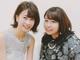 「自分が2人」「会った時ドキドキしちゃった」 加藤綾子、餅田コシヒカリとの初共演でそっくり2ショット