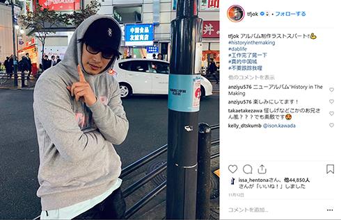 ディーン・フジオカ 藤岡 Echo 音楽 俳優 Instagram